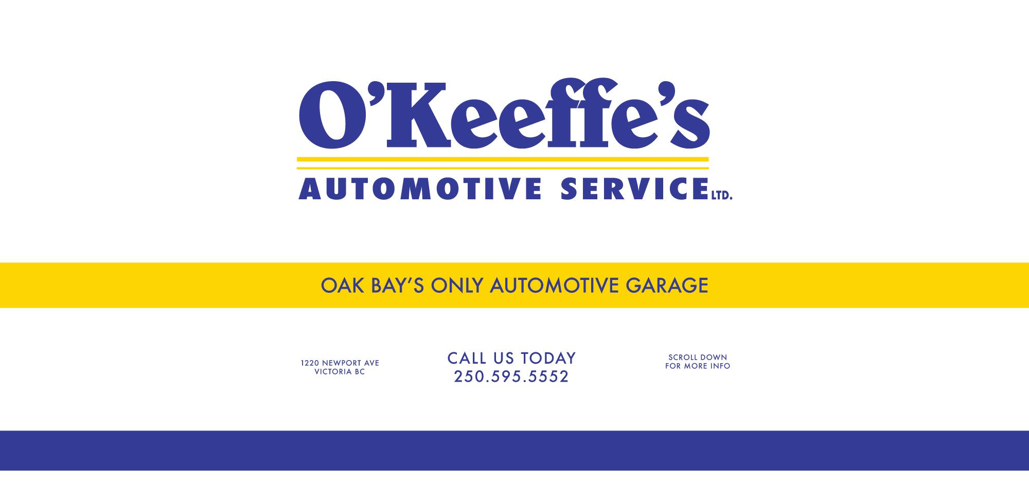 O'Keeffe's Automotive Service